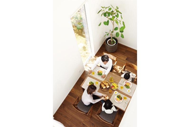 【フルマークハウス 吉田建設工業】<br>自然と暮らす、心地良い空間で<br>ロングライフスタイルをデザイン