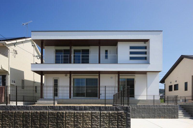 【E・デザインホーム】<br>施主の情熱が新しい感性を生む<br>共に創り上げた美しい家