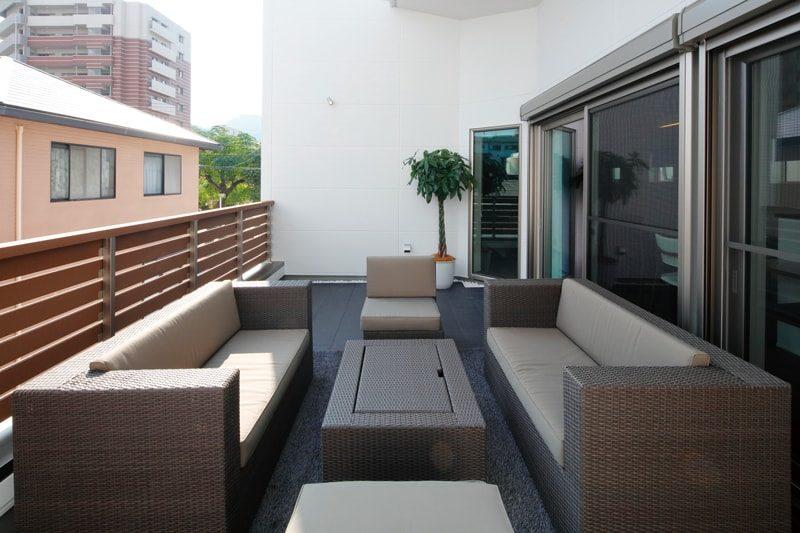 【イーデザインホーム】<br>革新的、挑戦的な発想にときめく。<br>+αの遊び心で手に入れた高性能住宅
