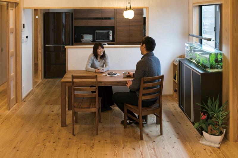 【相川工務店】<br>住み続けることを大切にした<br>家族の将来まで見据えた家