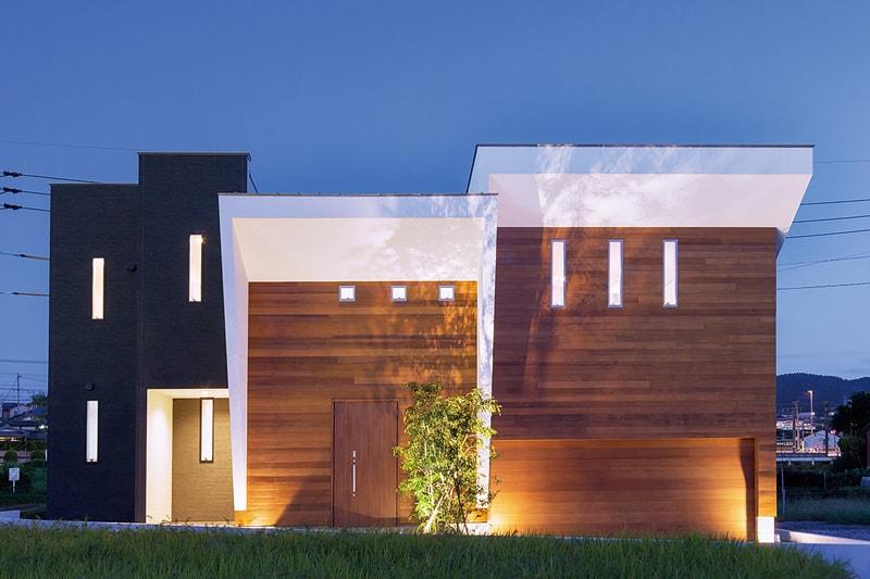 【石橋工務店】<br>自然の美とデザインの調和が生んだ<br>開放的で心地よい暮らし