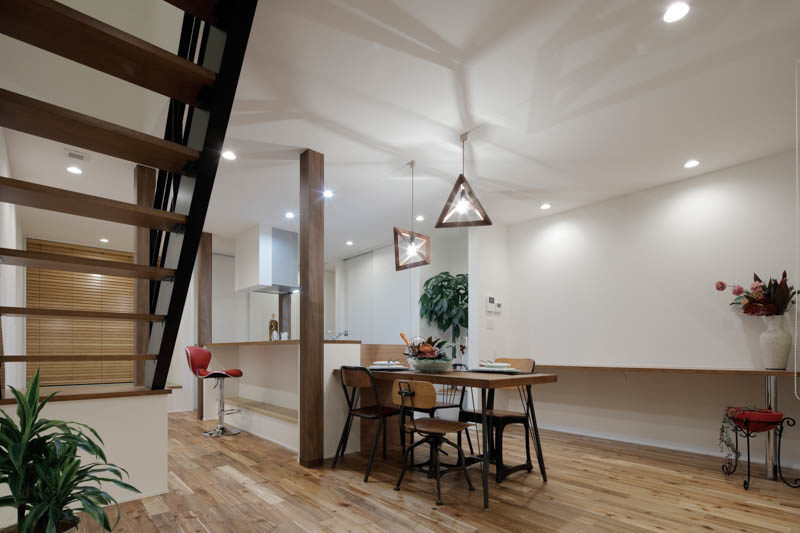 【E・デザインホーム】<br>「理想の家」をさらに進化させ、<br>深化させた「理想以上」の家