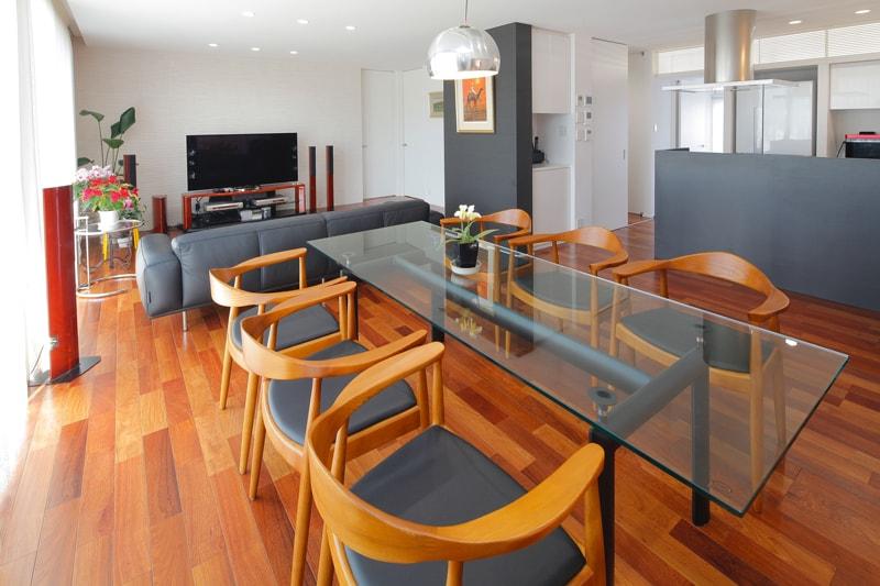 【フルマークハウス 吉田建設工業】<br>暮らし方を変えた<br>スマートライフ実現の家