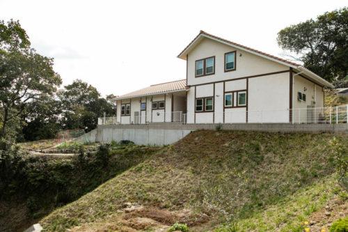 【ヤベホーム】<br>大好きな人たちと集う<br>健やかな木の二世帯住宅