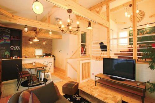 【BinO design nagasaki 大栄ハウジング】<br>趣味と自分らしさを満喫する<br>暮らしを楽しむオトナの隠れ家