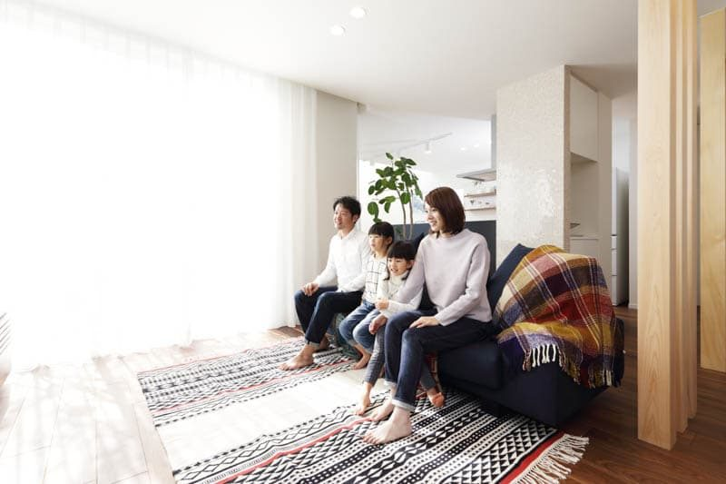 【フルマークハウス 吉田建設工業】<br>自然と暮らしの調和を生み出した<br>ロングライフスタイルの家