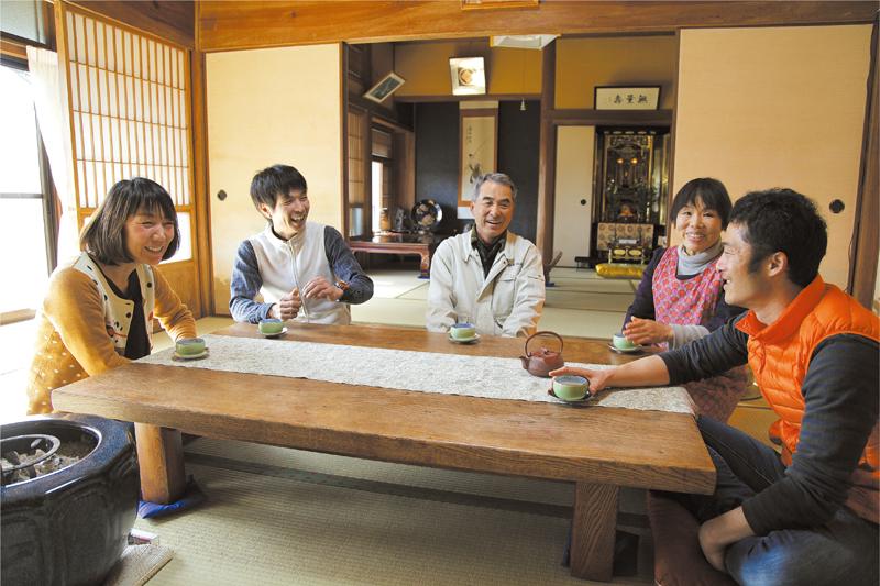 長崎でかなえた素敵な暮らし<br>家がつなぐみんなの想い かわら畳店(長崎市)