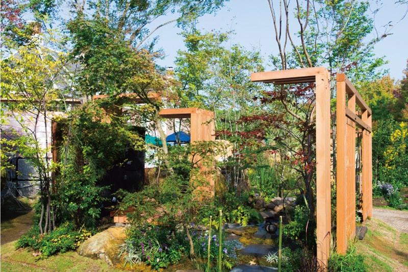 毎日を美しいものへ―。庭創生(ガーデンプロデュース)のお手伝い 風の森カンパニー