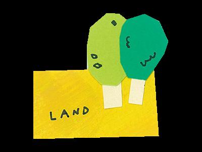 ④土地選び