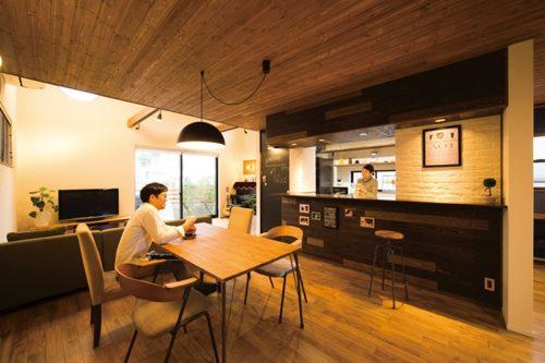 【イワモク】<br>毎日の暮らしを特別なものに<br>カフェのような心地よさを求めて